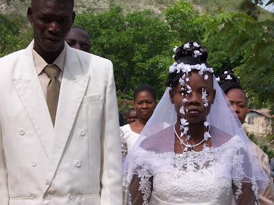 Traditional Haitian Wedding Dresses