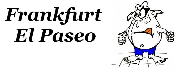 Frankfurt El Paseo