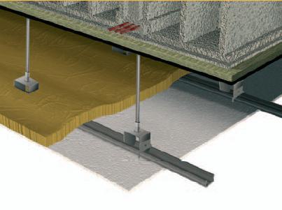 Ac stica arquitect nica y medioambiental c mo insonorizar - Falso techo modular ...