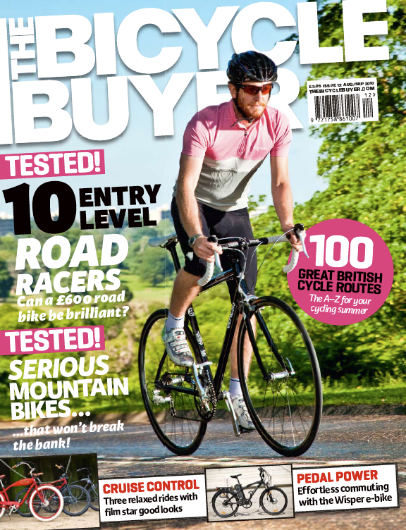 Bikes Magazine Bicycle Buyer Magazine Cover