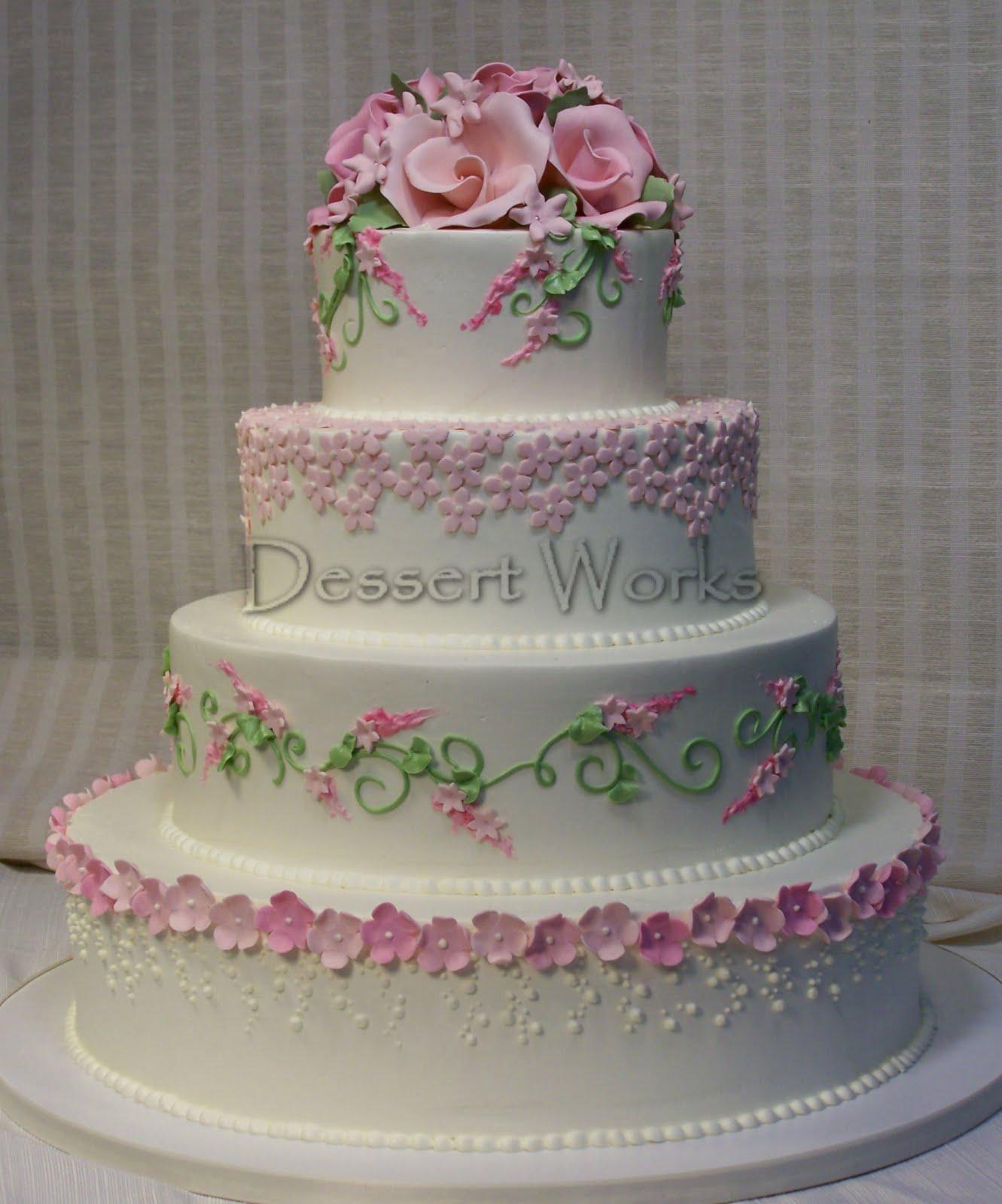 Dessert Works Bakery Garden Inspired