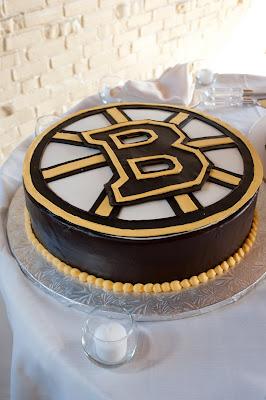Dessert Works Bakery Bruins Groom S Cake