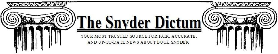 The Snyder Dictum