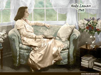 Hedy Lamarr pics gallery