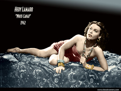 Hedy Lamarr hot photos