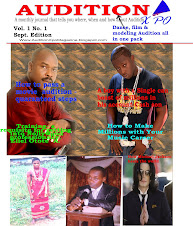 audition xpo magazine is finally out grab your copy now! it is fully loaded