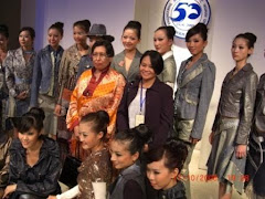 I and the Models who are also Designers