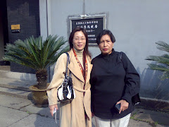 Helen and I