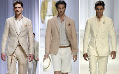 Ermenegildo Zegna for Spring Summer 2011