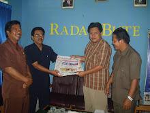 Penerbit Surat Kabar di Kabupaten wajib menyerahkan karyanya