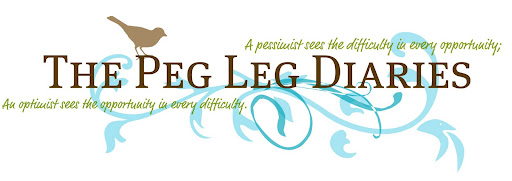 The Peg Leg Diaries