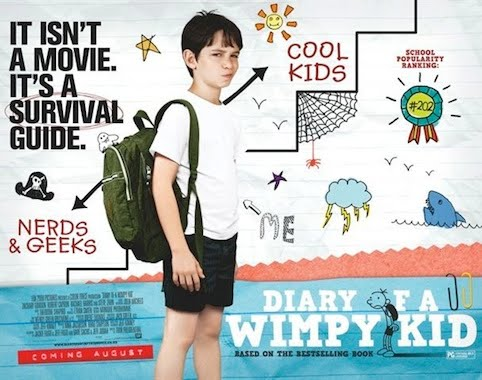 Target Audience For Diary Of A Wimpy Kid