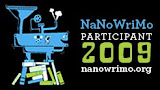 NaNoWriMo 2009