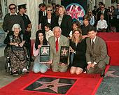 SONNY AND CHER HONORED ON THE HOLLYWOOD WALK OF FAME