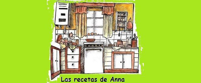 Las recetas de Anna