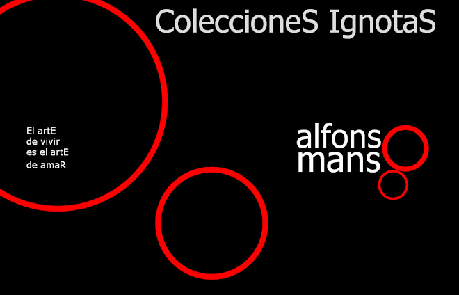 CoLeccioneS IgNotaS 1992-2007