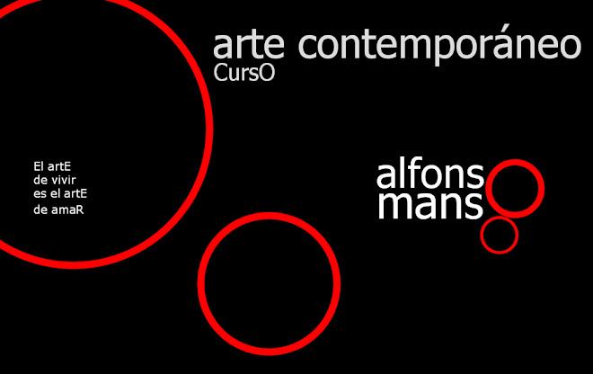 Curso de Arte Contemporáneo