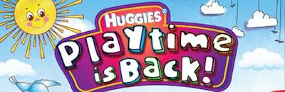 playtime HUGGIES....