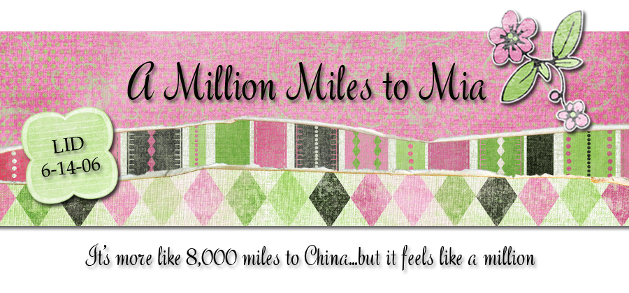 A million miles to Mia