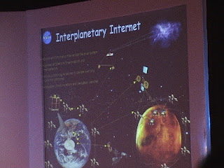 Interplanetary Internet now a reality