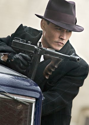 johnny depp public enemies. johnny depp public enemies