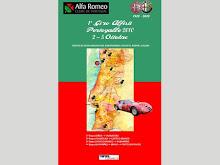 """"""" 1º Giro Alfisti Portogallo 2010 """"  - 2 a 5 Outubro"""