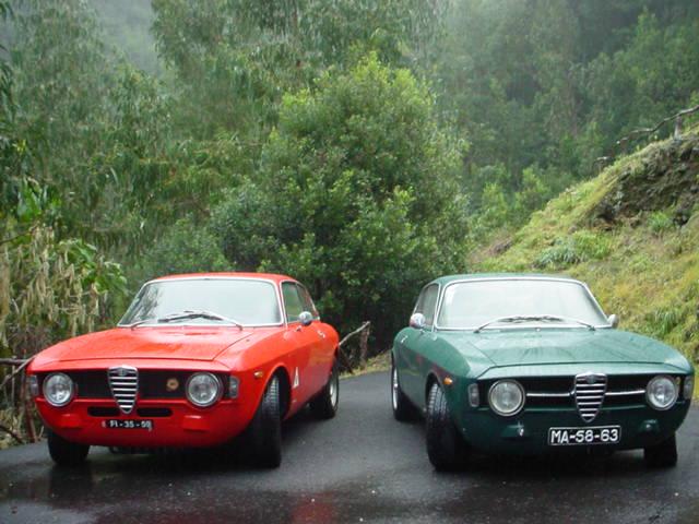 Squadra Alfa Romeo Madeira