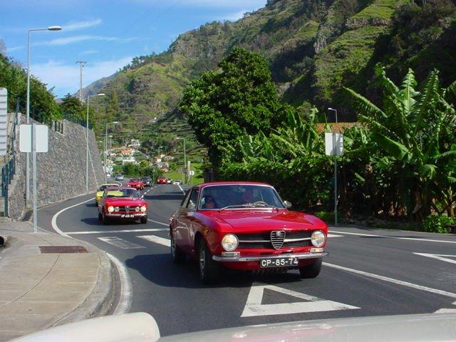 Squadra Alfa Romeo Madeira - Novembro 2008