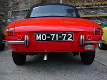 "Alfa Romeo Spider "" Duetto """