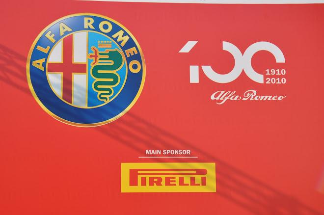 100 anni / anos Alfa Romeo - Milano / Milão - Junho 24-27 2010