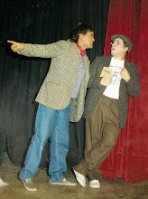 Obras de teatro realizadas por el profesor
