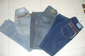 Calças Jeans John John