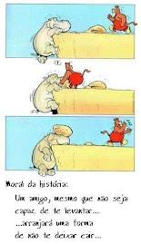 Amizade!