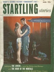 Startling Stories August 1952