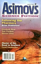 Asimov's Science Fiction March 2008