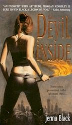 cover of The Devil Inside