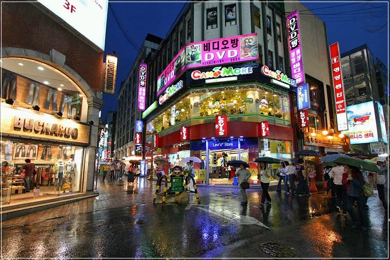 Južna Koreja Seoul+south+korea+market+very+beautiful