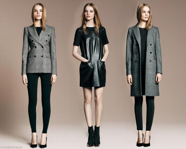 Cinza e preto nunca saem de moda. Para quem pensa que só dá para criar  looks mais desponados com legging 23db25fd71b