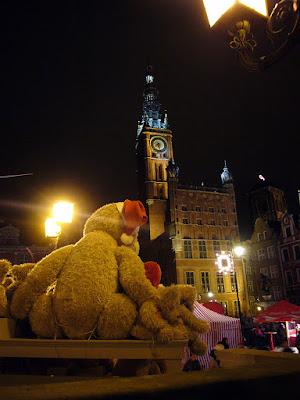 sylwestrowa noc w Gdańsku