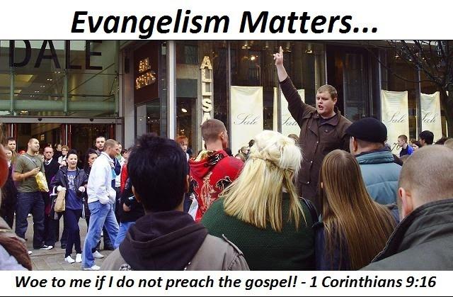 Evangelism Matters