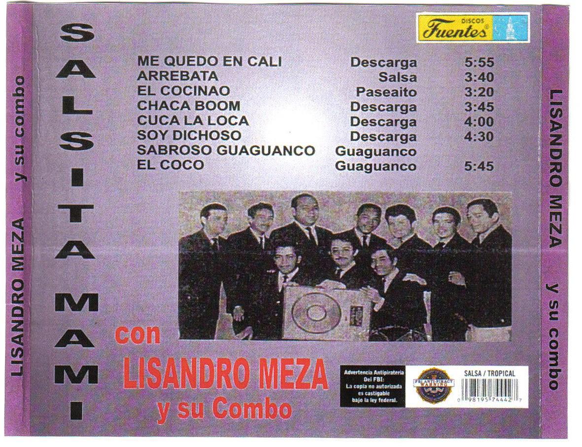 Lisandro Meza Y Su Conjunto - El Inocente