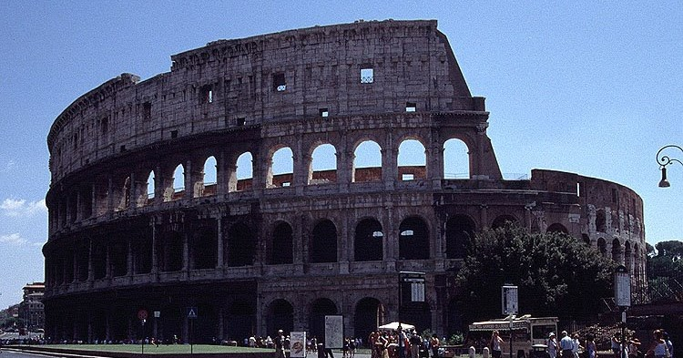 Ignoring Friction How Stadiums Have Changed From Ancient