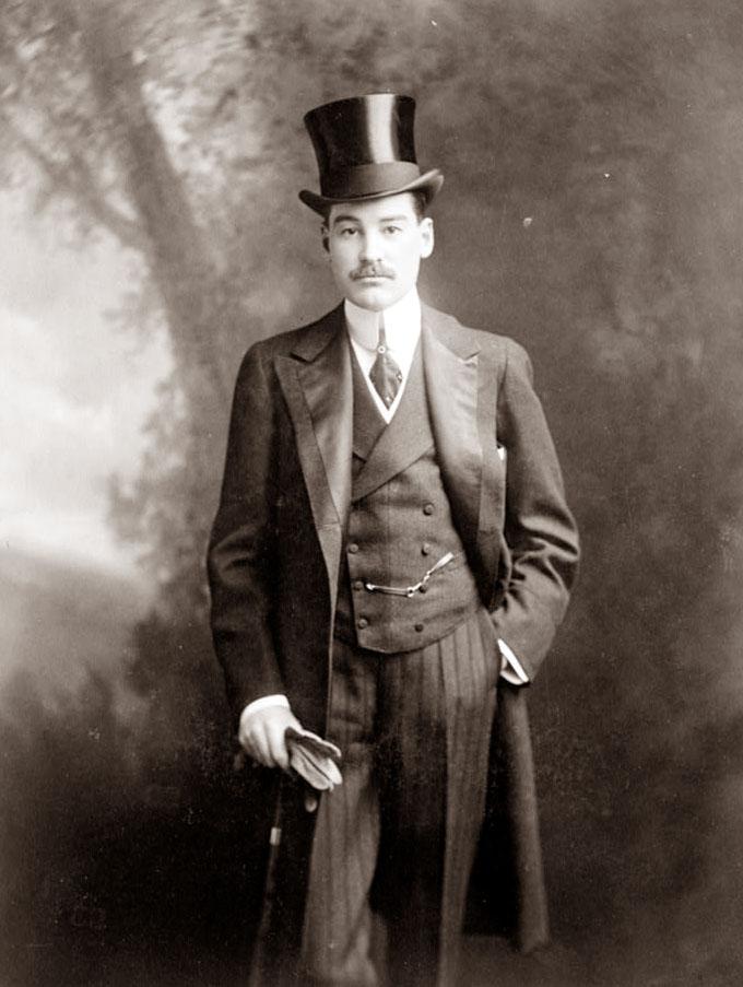 JJ Astor/famille Vanderbilt Alfred-vanderbilt
