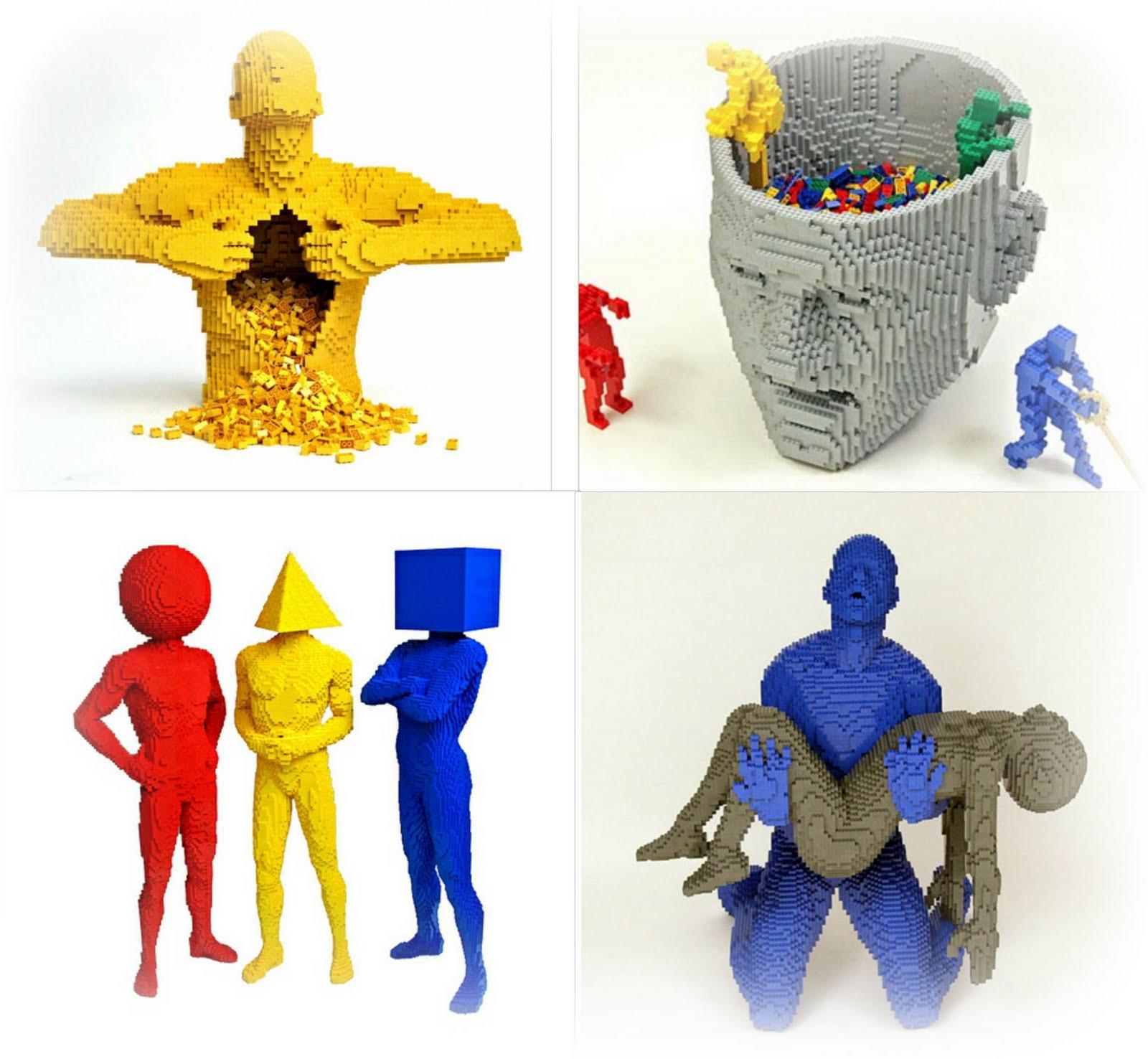Javipop visual everything lego - Piezas lego gigantes ...