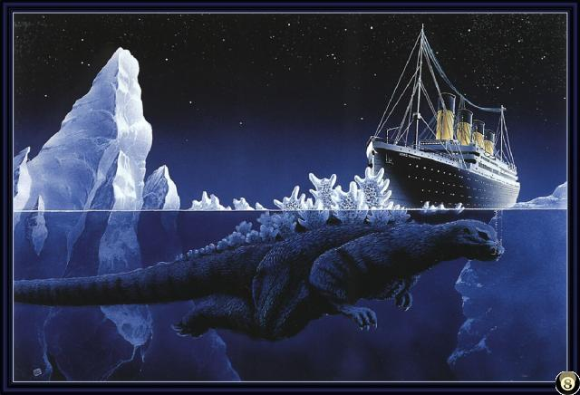 Barco Del Titanic