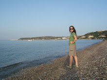 Tina on the Aegean