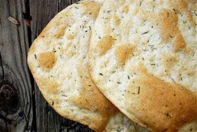 Blue Ridge Baker: Crisp Rosemary Flatbread