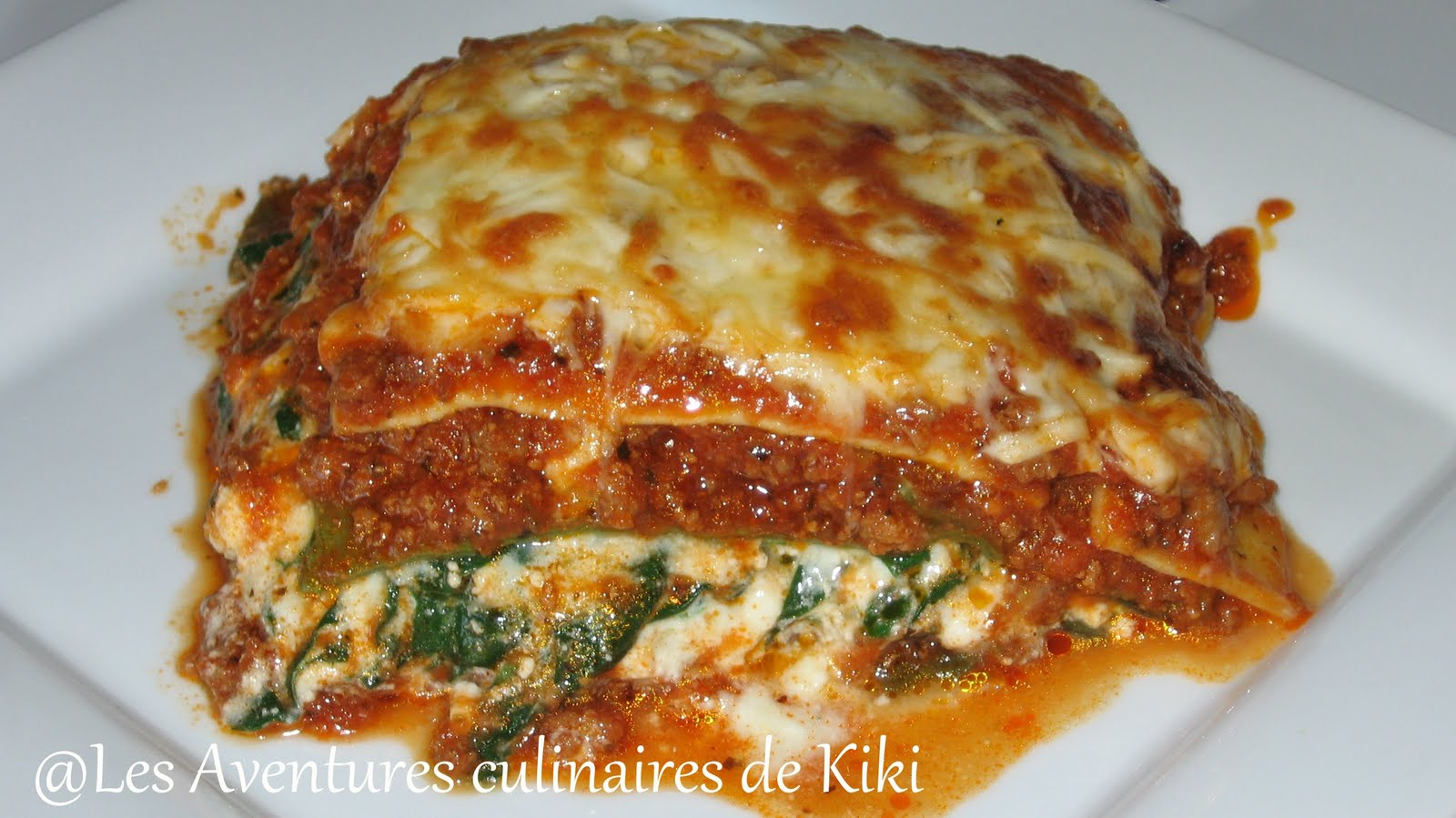 lasagnes campagnardes
