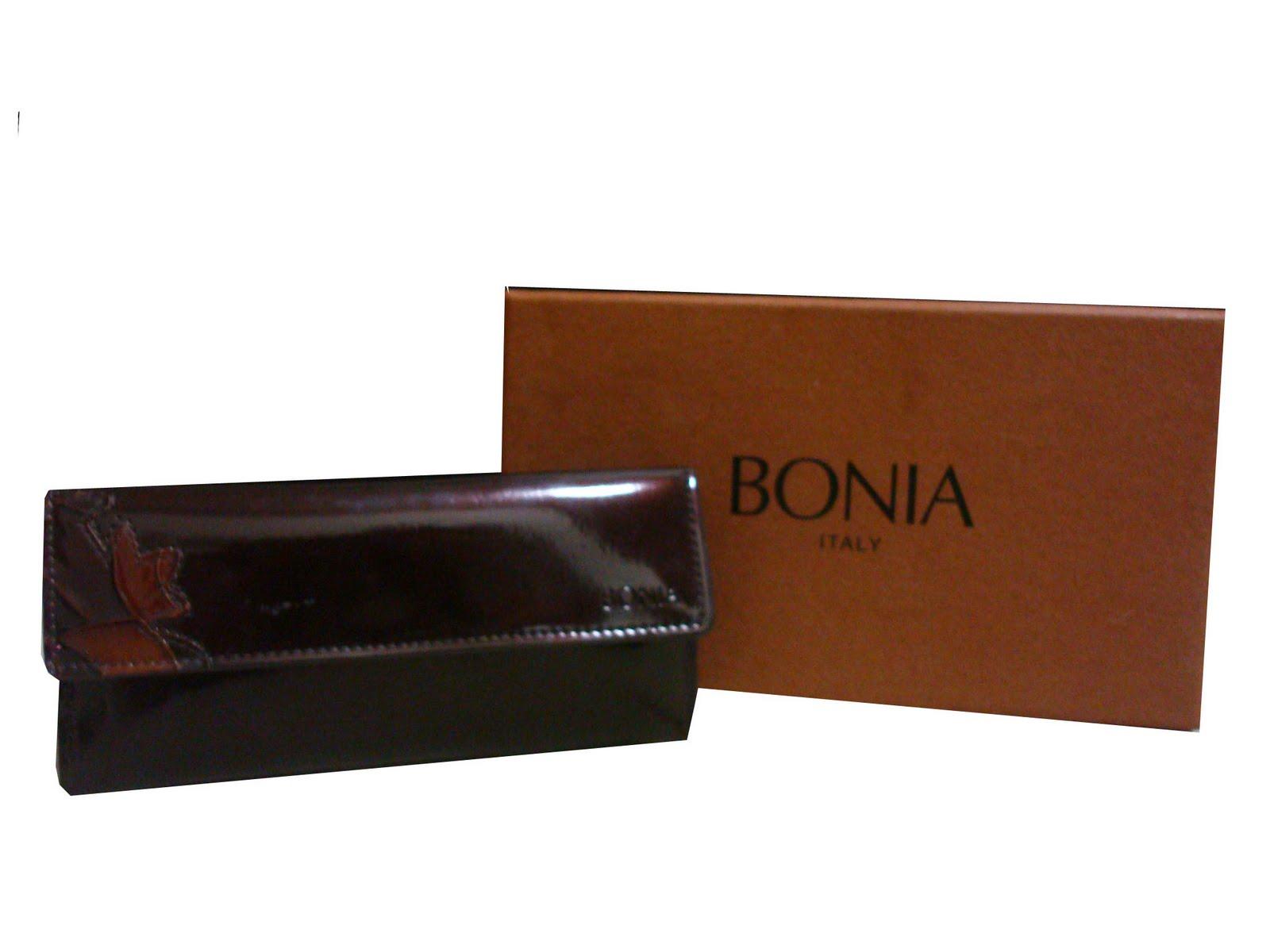 Djenar Collections  Dompet Bonia Glossy 45b3393745