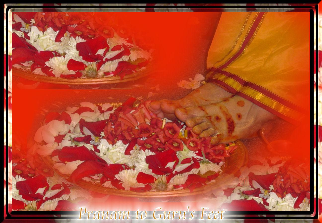 Guru Pooja